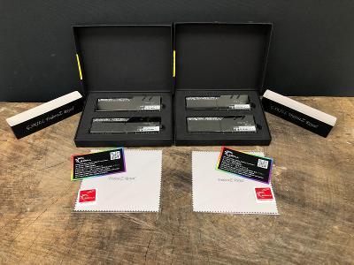 G.Skill TridentZ Royal DDR4 32GB(4x8GB) 3200MHz CL14 - Samsung B-Die