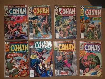 Komiksy Conan