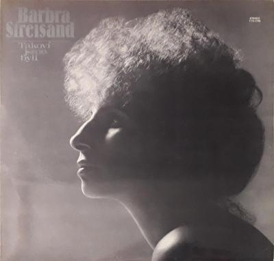 Barbra Streisand: Takoví jsme byli – Vinyl LP – Supraphon