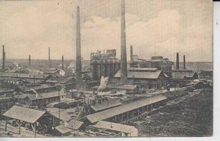 Kladno, železárny