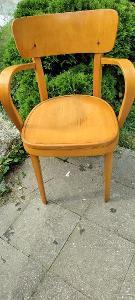 RETRO židlo křeslo TATRA  - sanitátní zařízení