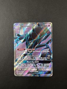 Pokémon karty -Necrozma GX