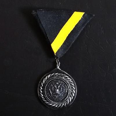 Vyznamenání s Rakousko-Uherskou Orlicí ,kov ,Monarchie ,FJI.