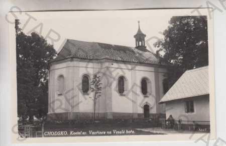Veselá hora, kostel sv. Vavřince