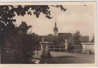 Očíkov (Podbořany), kostel - partie