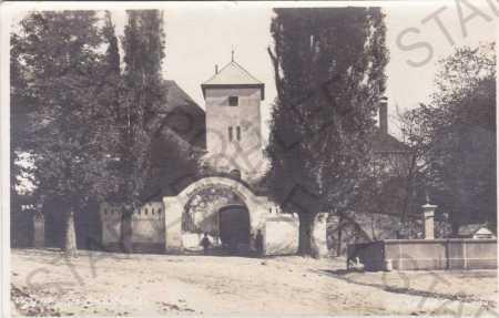 Dešenice, Šumava, zámek-pivovar