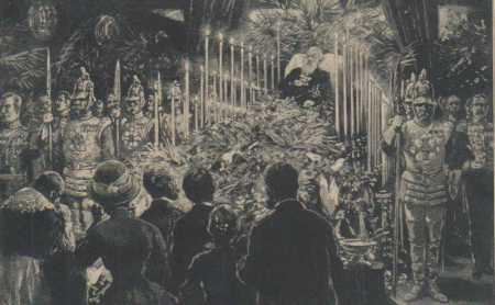 Princ Luitpold Bavorský, královská márnice, 12. pr