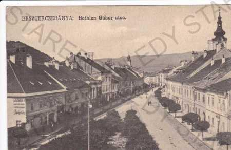 Banská Bystrica, částečný záběr města