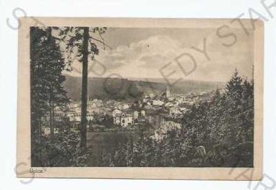 Úpice Trutnov pohled na město z výšky