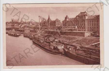 Slovensko, Bratislava (Pozsony), přístav