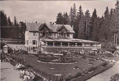 SLOVENSKO - VYŠNÉ RUŽBACHY - RESTAURACE - 231-SQ68