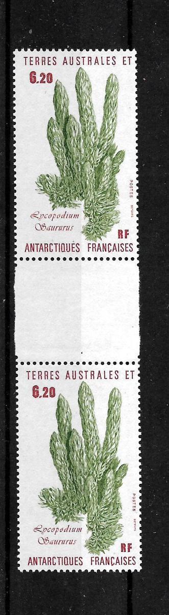 Francouzská Antarktida - Frkolonie - polární flora 1986 **  - Filatelie