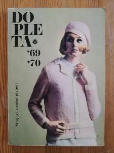 DOPLETA 69/70 -  strojové a ruční pletení