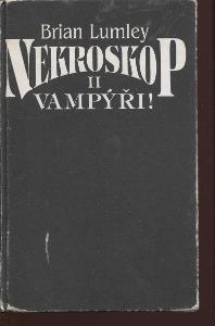 Nekroskop II. Vampýři