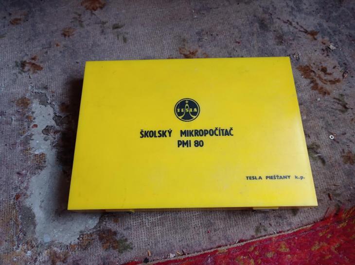 pmi 80 2 - Historické počítače