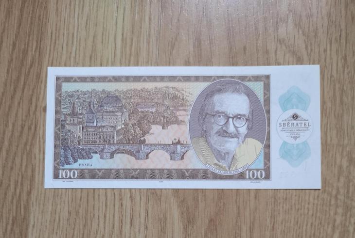 Zlatá sbírka V. ZAPADLÍKA, bankovka ISOTTA FRASCHINI TIPO 8A, GÁBRIŠ - Bankovky
