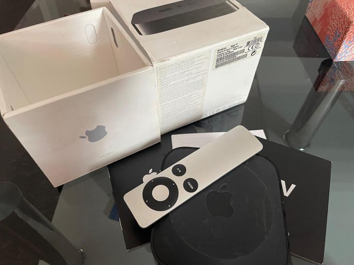 Apple TV 3 top stav - TV, audio, video
