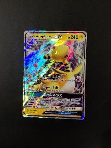 Pokémon karty - Ampharos GX