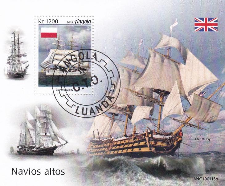 lodě 10 - Filatelie