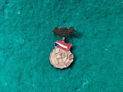 zip saček 13/ odznak -ppov 3