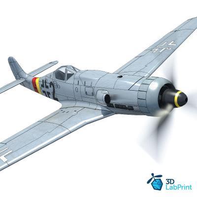 RC Model FOCKE-WULF TA152 H Wingspan 1236mm