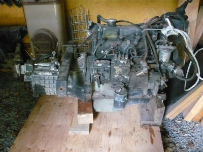 Motor s převodovkou Multikar M22