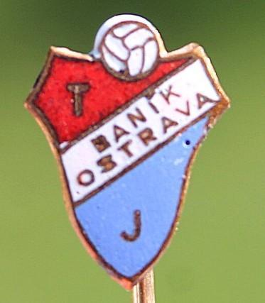 Odznak / TJ Baník Ostrava    (oš/1)