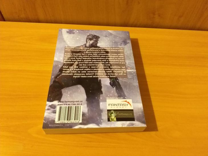 NOVÁ KNIHA První linie 2 - Evakuace KONČÍ - Knihy