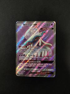 Pokémon karty - Nihilego GX