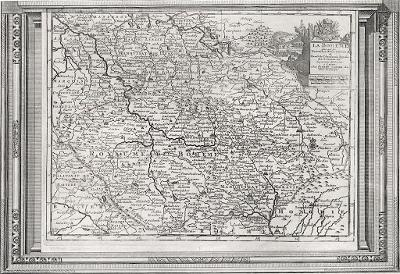 van der AA P. : Boheme , mědiryt, (1730)