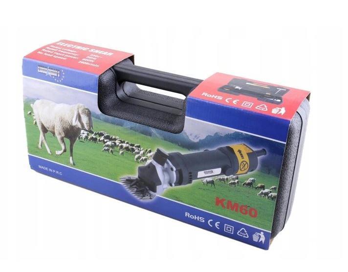 Stříhací strojek na ovce 850W 65mm  - Zvířata