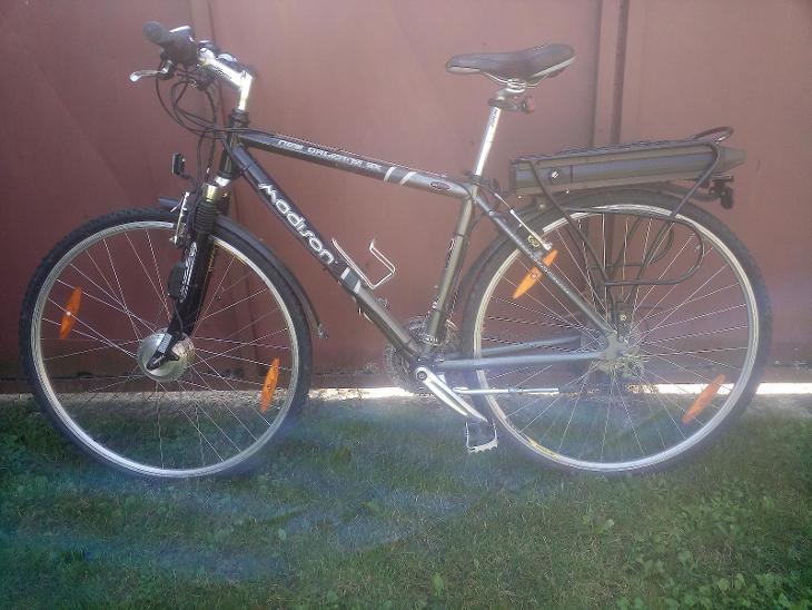 Elektrokolo Madison pánské - Cyklistika