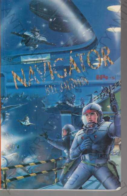 Navigátor Bill Baldwin Argenit 1993 - Knihy