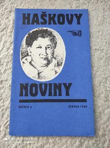 haškovy noviny ročník1984