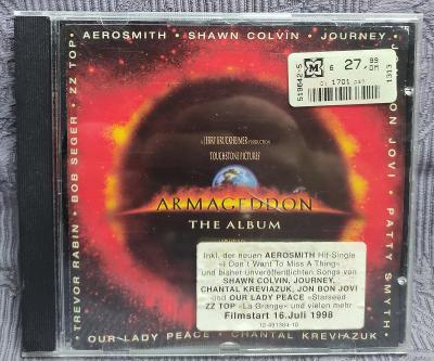 CD - Soundtrack - ARMAGEDDON ( 1998 )