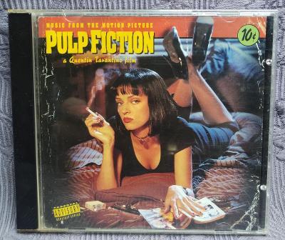 CD - Soundtrack - PULP FICTION ( 1994 )