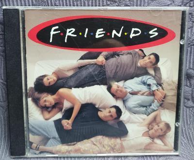 CD - Soundtrack - FRIENDS  ( 1994 )