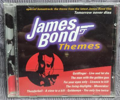 CD - Soundtrack - JAMES BOND ( 1997 )
