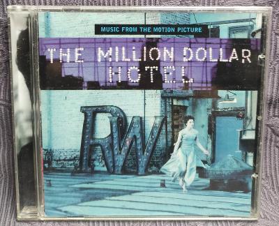 CD - Soundtrack - THE MILLION DOLLAR HOTEL ( 2000 )