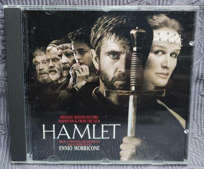 CD - Soundtrack - HAMLET ( 1990 )