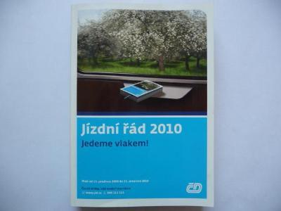 JÍZDNÍ ŘÁD - SŽDC - 2010