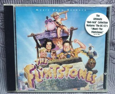 CD - Soundtrack - THE  FLINTSTONES  ( 1994 )