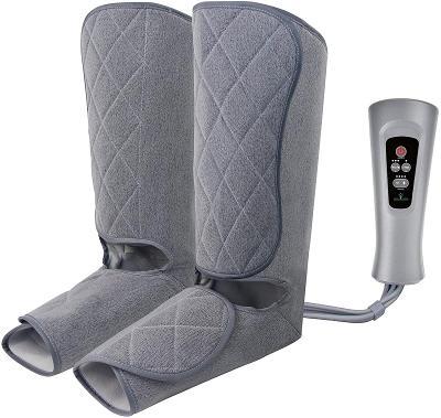 Masážní přístroj na nohy a lýtka
