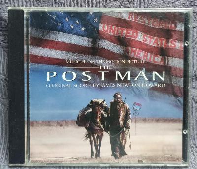 CD - Soundtrack - THE POSTMAN  ( 1997 )