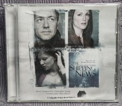 CD - Soundtrack - THE SHIPPING NEWS ( 2001 )