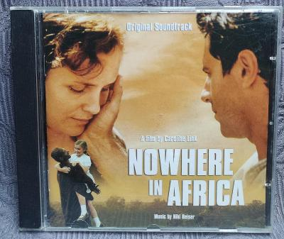 CD - Soundtrack - NOWHERE IN AFRICA ( 2001 )