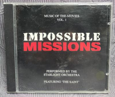 CD - Soundtrack - IMPOSSIBLE MISSIONS ( 1997 )