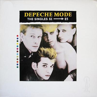 Depeche Mode - The Singles 81 - 85 B1 3357063