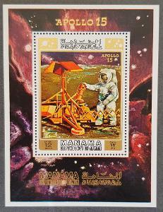 Manama kosmos, Apollo 15, 1ks aršík