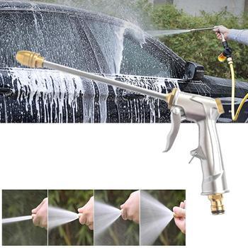 Tlaková pistole na hadici/ nastavitelný proud vody/ 7806